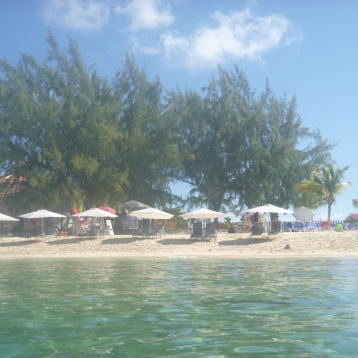Carnival Conquest - Beach View - Grand Turks