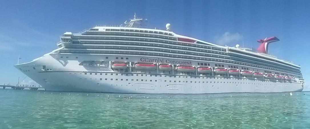 Carnival Conquest - Profile