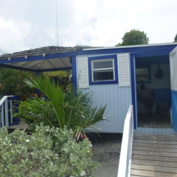 Carnival Conquest - Snorkling Equip Hut - Half Moon Cay